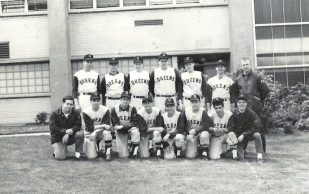Freshman BB 1967 6/15 Jewish Boycheks